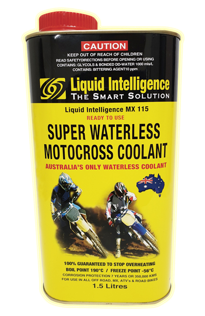 Liquid Intelligence 115 Dirt Bike Coolant