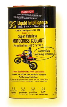 Liquid Intelligence 115 Dirt Bike Coolant