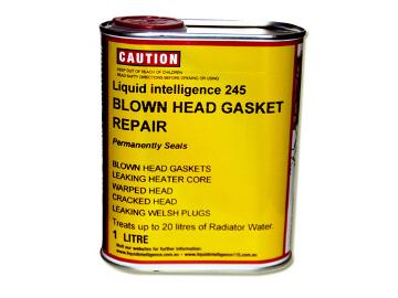 Easy Permanent Head Gasket Repair
