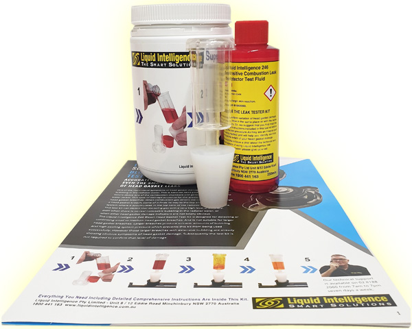 Everything You Need Including Detailed Comprehensive Instructions Are Inside This Kit.