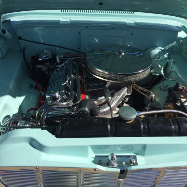'62 Valiant Cooling System Fixed With Liquid Intelligence 239