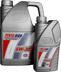 Pento High Performance 5W-30 Australia