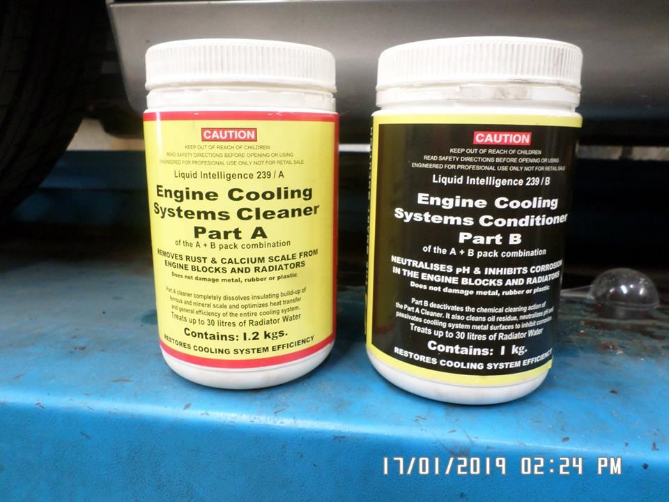 Radiator Flush Kit | Engine Cooling System Cleaning Kit