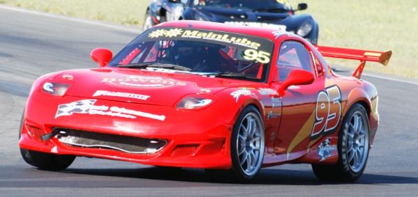 Stephen Anslow - Mazda RX7