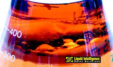 Microbial Beaker Sample Liquid Intelligence Diesel Biocide