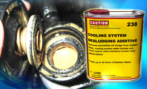 Liquid Intelligence 238 Cooling Systems Oil Sludge Remover