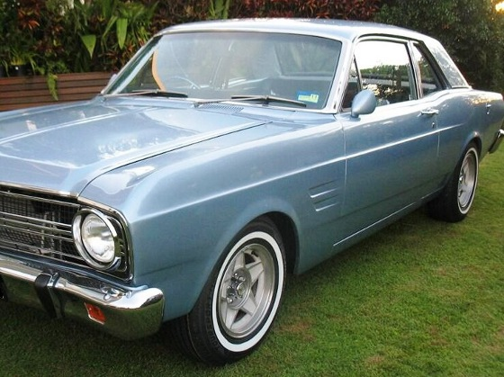 1967 Ford Falcon USA 2 Door