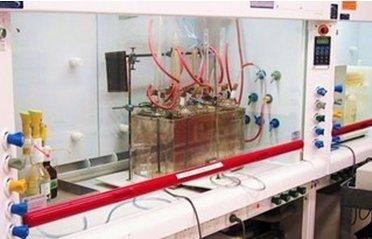 Lab Testing ASTM D1384 Standard