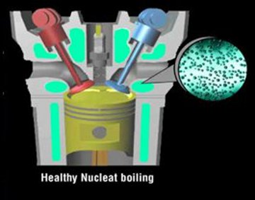 Healthy Nucleate Boiling Liquid Intelligence