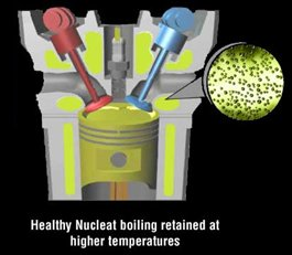 Healthy Nucleate Boiling High Temps Liquid Intelligence