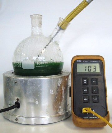 Boiling Point Of 50/50 Water/Glycol